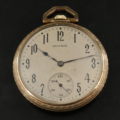 1923 South Bend Pocket Watch