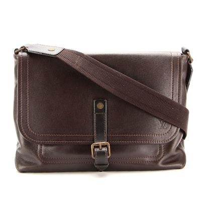 Louis Vuitton Messenger Bag in Café Utah Leather