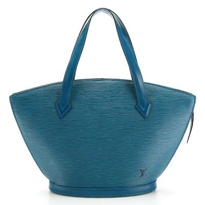 Louis Vuitton Saint-Jacques Tote Bag in Epi Leather