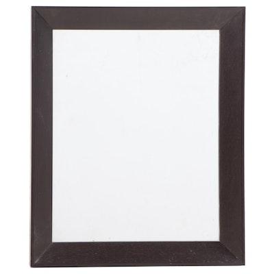 Silverwood Products Faux-Bois Plastic Mirror