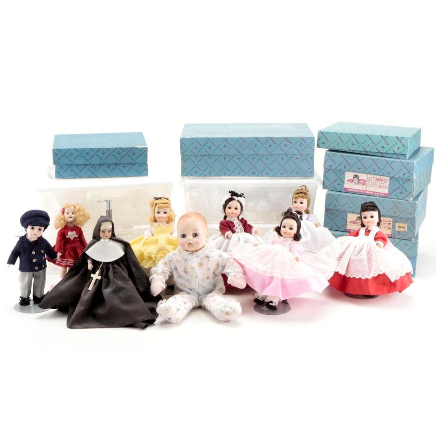 "Madame Alexander ""Little Women"", ""Little Huggins"" and Other Dolls"
