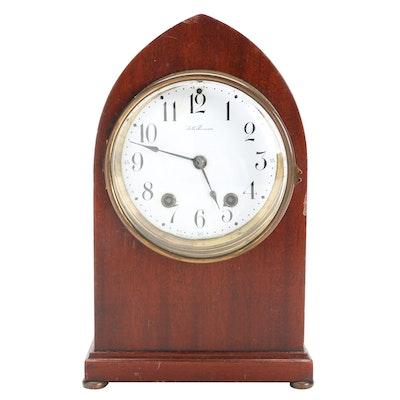 Seth Thomas Mahogany Mantel Clock, Early to Mid 20th Century