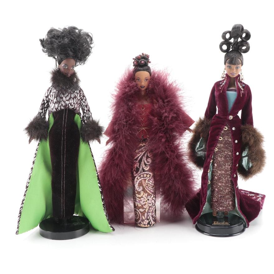 "Mattel Barbie Dolls Including ""Ella Fitzgerald"" Style and More"