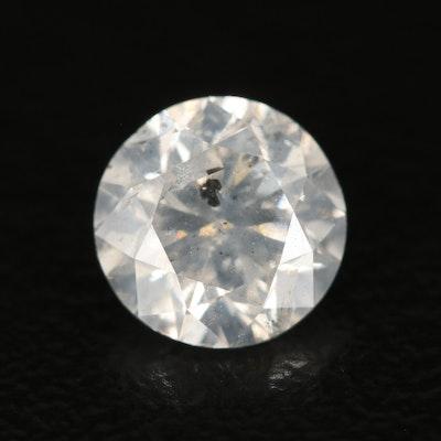 Loose 0.97 CT Round Brilliant Cut Diamond