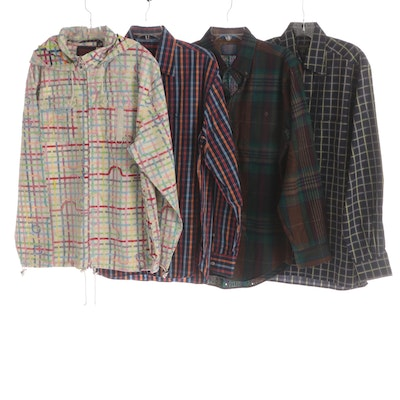 The Loots, Lobo, Paul & Shark and Other Button-Down Shirts