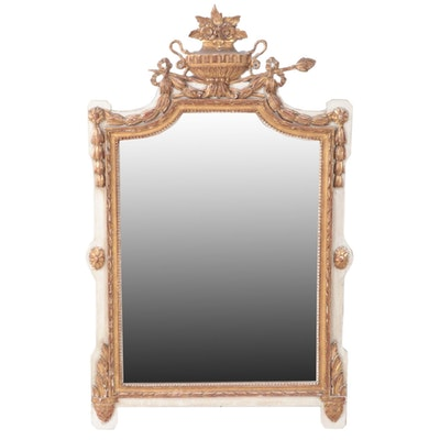 Federal Style Giltwood Wall Mirror