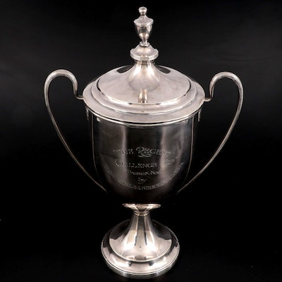 """Roberts & Dore English Sterling """"The Regent Challenge Cup"""", 1949"""