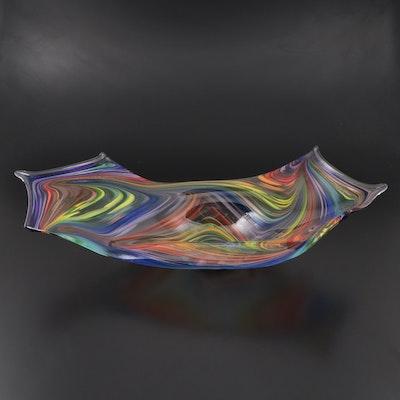 Darren Goodman Handblown Glass Centerpiece, 2021