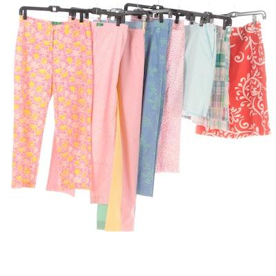J. McLaughlin, EP Pro, Tibi and David Brooks Women's Resort Skirts and Pants