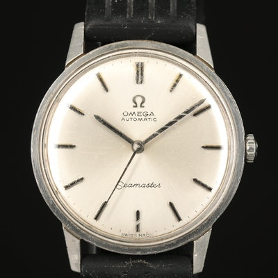 1967 Omega Seamaster Automatic Wristwatch
