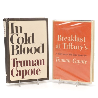"""""""In Cold Blood"""" and """"Breakfast at Tiffany's"""" by Truman Capote"""