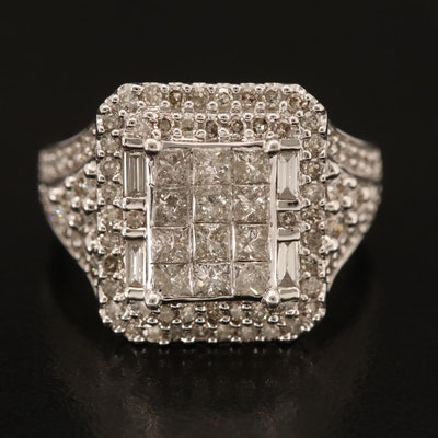 14K 1.84 CTW Diamond Ring