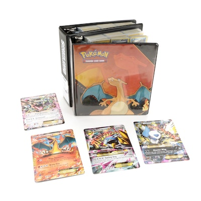 Pokémon Card Collection Including 1990s Issues