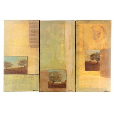 Landscape Oil Paintings, 21st Century