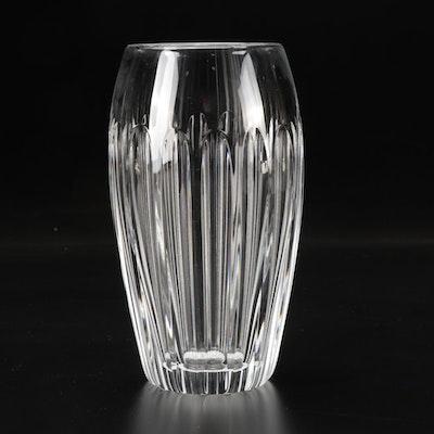 """Baccarat """"Acropole"""" Crystal Flower Vase"""