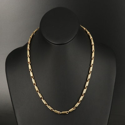 10K Baht Chain Necklace