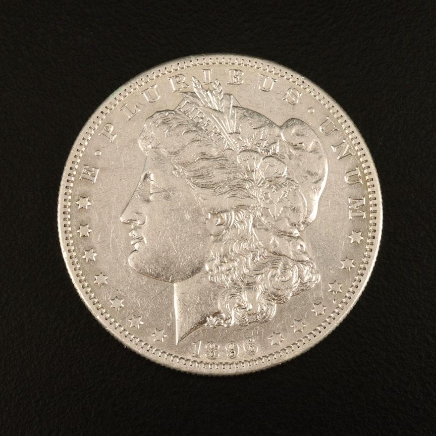 Better Date 1896-S Morgan Silver Dollar