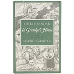 """First Edition """"In Grandpa's House"""" by Philip Sendak, Signed by Maurice Sendak"""