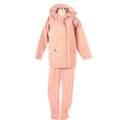 Henri-Lloyd Two-Piece Sailing Suit in Pink