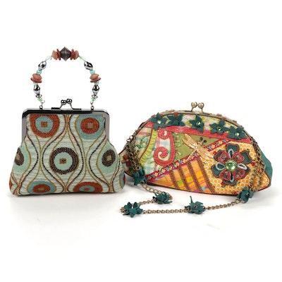 Mary Frances and Liz Soto Decorative Handbags