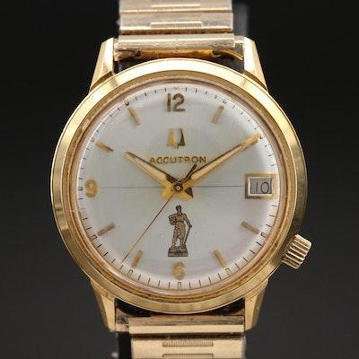 1976 Bulova Accutron Milacron Award Watch