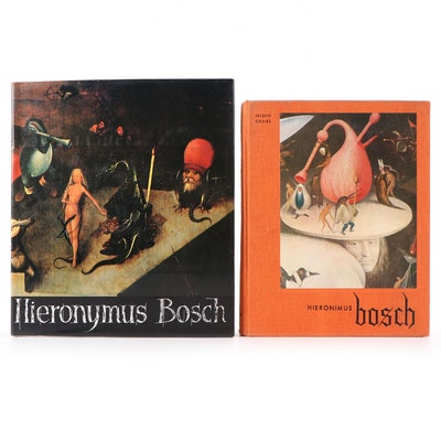 Hieronymus Bosch Art Books, Mid-20th Century
