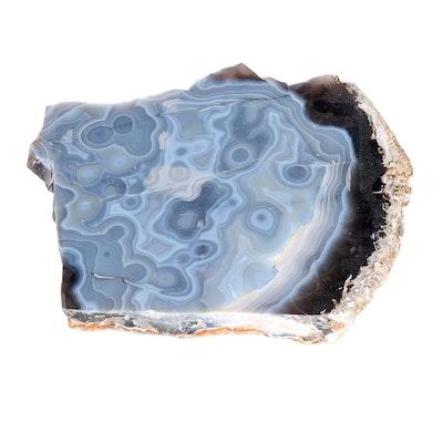 Large Polished Agate Slab