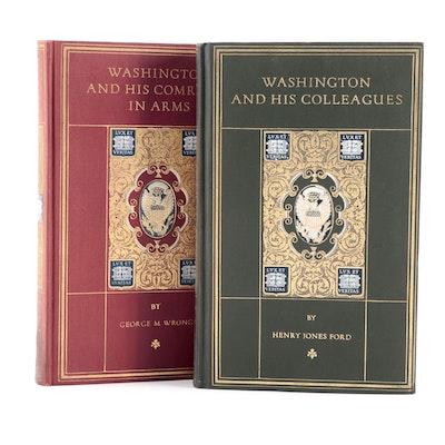 """Washington and his Colleagues"" and ""Washington and his Comrades"""