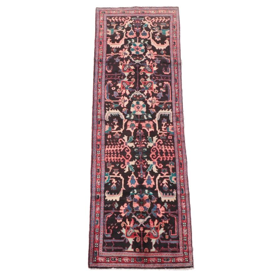 3'3 x 10'2 Hand-Knotted Persian Kurdish Long Rug