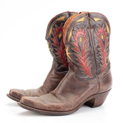 Nocona Texas Western Boots