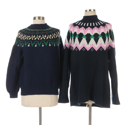 J. Crew and Other Fairisle Sweaters