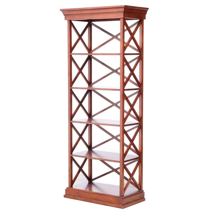 "Ballard Designs ""Bourdonnais"" Bookcase"