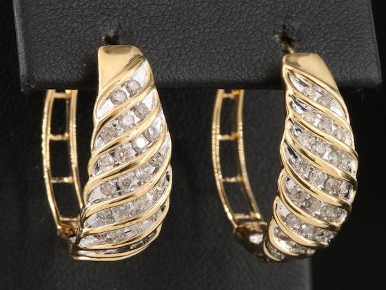 Sterling Diamond & Gemstone Jewelry
