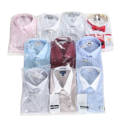 Men's Dress Shirts Including Joseph Abboud, Paul Frederick, Murano and More