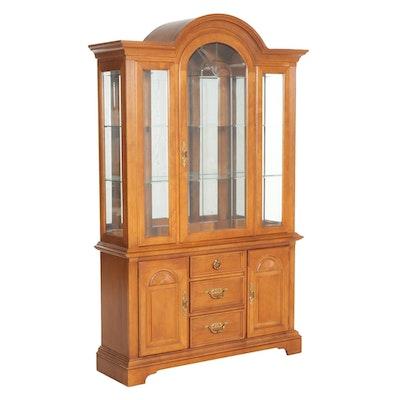Stanley Furniture Illuminated China Cabinet