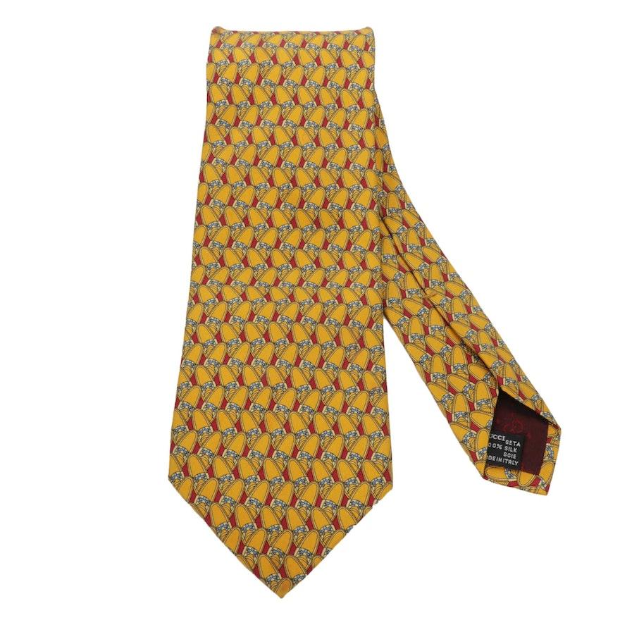 Gucci Silk Necktie