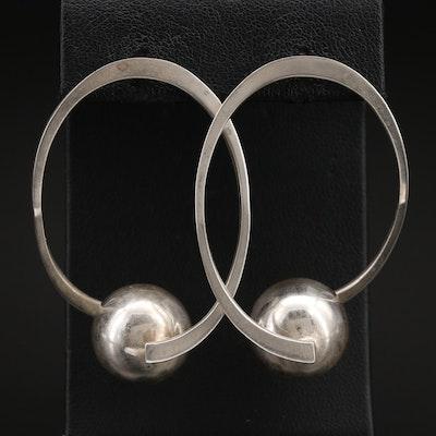 Mexican Sterling Silver Earrings