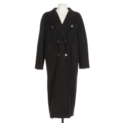 Max Mara Car Length Wool Coat