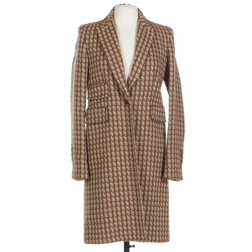 DKNY Women's Wool Coat