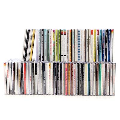 Prince, Santana, Lynyrd Skynyrd, Sam Cooke, Jimmy Cliff, More Rock and R&B CDs