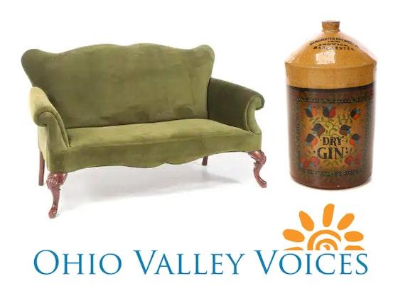 Ohio Valley Voices; Bourbon Lounge Benefit