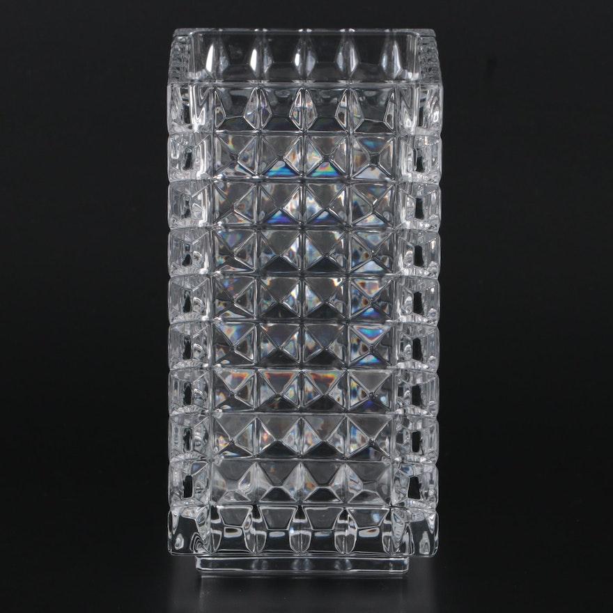 """Waterford Crystal """"Fleurology"""" Vase"""