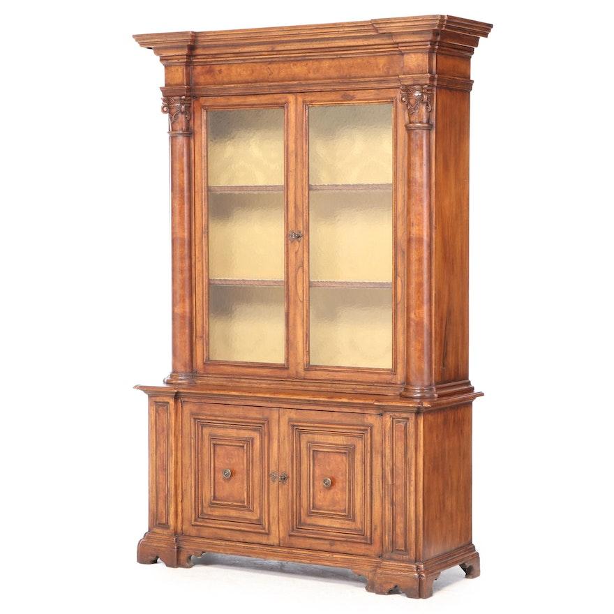 Italian Renaissance Style Walnut Cabinet
