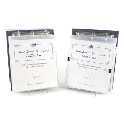 """Statehood Quarters Collection"" Vols. I and II"