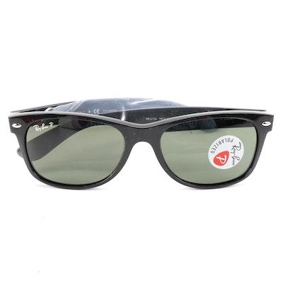Ray-Ban x Disney RB 2132 New Wayfarer Polarized Sunglasses with Case