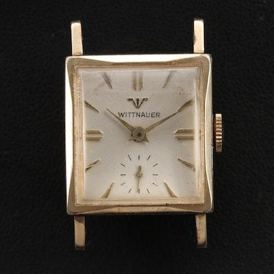 Vintage Wittnauer Stem Wind Wristwatch