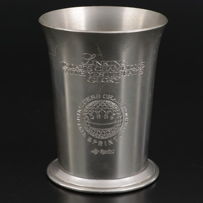 Tiffany & Co. Pewter LPGA Event Julep Cup