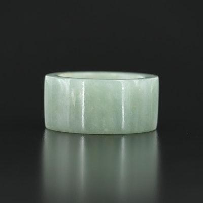 Jadeite Archer's Ring