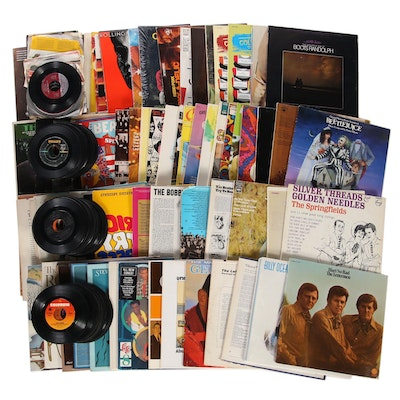 Paul Simon, Rolling Stones, Beetlejuice, Billy Ocean and Other Records