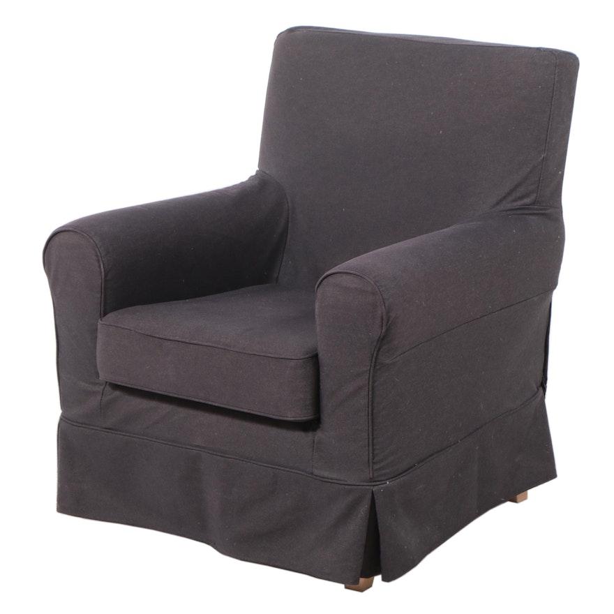 IKEA Slip-Covered Armchair